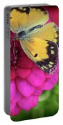 Butterfly Whispers Portable Battery Charger