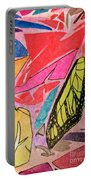 Butterfly Wing Portable Battery Charger