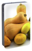 Butternut Squash With Gourds  Portable Battery Charger