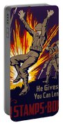 Buy War Stamps And Bonds Portable Battery Charger