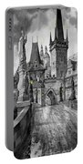 Bw Prague Charles Bridge 02 Portable Battery Charger