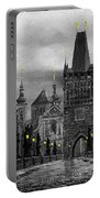 Bw Prague Charles Bridge 04 Portable Battery Charger