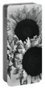 Bw Sunflowers #010 Portable Battery Charger