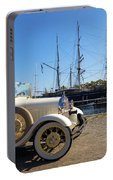 By Land And By Sea Portable Battery Charger
