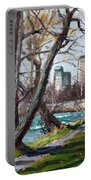 By Niagara River Portable Battery Charger