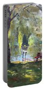 By The Lake  Portable Battery Charger