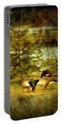 By The Little Tree - Lake Carasaljo Portable Battery Charger