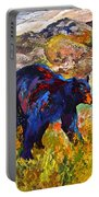 By The River - Black Bear Portable Battery Charger