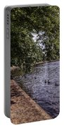 By The River Ouse Portable Battery Charger