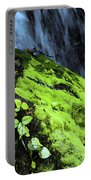 By The Waterfall Portable Battery Charger