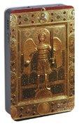 Byzantine Art: St. Michael Portable Battery Charger
