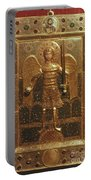 Byzantine Art: St. Michael Portable Battery Charger
