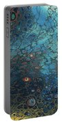 Byzantine Blues Portable Battery Charger