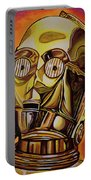 C3po Portable Battery Charger