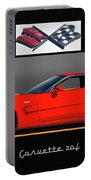 C5 Corvette Zo6 'profile' I Portable Battery Charger