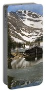 Cabin At Chinns Lake Portable Battery Charger