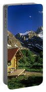 Cabin At Mt Assiniboine Lodge, Mt Portable Battery Charger