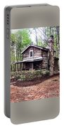 Cabin In The Woods Portable Battery Charger