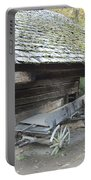 Cable Mill Barn Portable Battery Charger