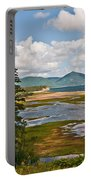 Cabot Trail In Nova Scotia Portable Battery Charger