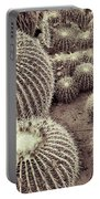 Cacti Community Portable Battery Charger
