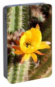 Cactus Bloom 033114c Portable Battery Charger