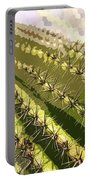 Cactus Desert Colors Portable Battery Charger