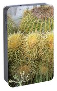 Cactus Family Portable Battery Charger