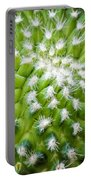 Cactus Feathers Portable Battery Charger