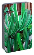 Cactus Fly By Portable Battery Charger