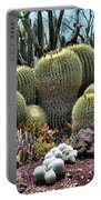 Cactus Galore  Portable Battery Charger