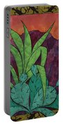 Cactus Lizards Portable Battery Charger
