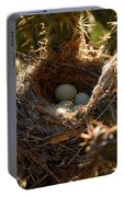 Cactus Nest Portable Battery Charger