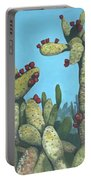 Cactus On Vicky Portable Battery Charger
