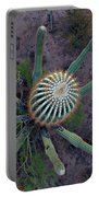 Cactus, Saguaro Long Armed Portable Battery Charger