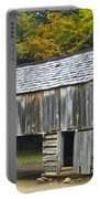 Cades Cove Barn Portable Battery Charger