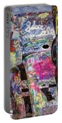 Cadillac Ranch Afternoon II Portable Battery Charger
