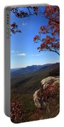 Caesars Head State Park In Upstate South Carolina Portable Battery Charger