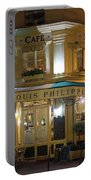 Cafe Louis Philippe Portable Battery Charger