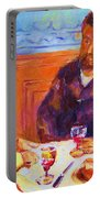 Cafe Renoir Portable Battery Charger