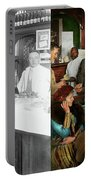 Cafe - Temptations 1915 - Side By Side Portable Battery Charger