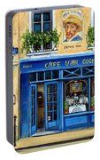 Cafe Van Gogh II Portable Battery Charger