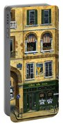 Cafe Van Gogh Paris Portable Battery Charger