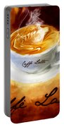 Caffe Latte Portable Battery Charger