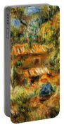 Cagnes Landscape 1 Portable Battery Charger