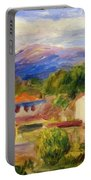 Cagnes Landscape 1910 1 Portable Battery Charger