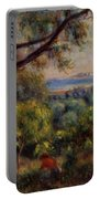 Cagnes Landscape 4 Portable Battery Charger