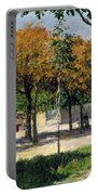Caillebotte: Argenteuil Portable Battery Charger