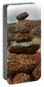 Cairn On The Mountain Portable Battery Charger