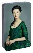 Caitriona-balfe Portable Battery Charger